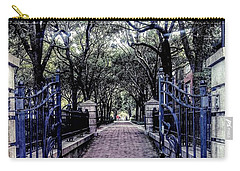 Charleston Gated Pathway Carry-all Pouch