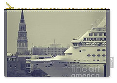 Charleston Harbor - Cooper River  Carry-all Pouch