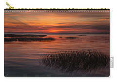 Charleston Lowcountry At Dusk Carry-all Pouch