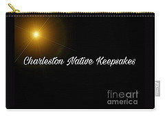 Charleston Native Coffee Mug Logo #772017 Carry-all Pouch