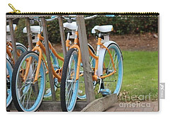 Charleston Rides Carry-all Pouch