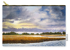 Charleston Sky Carry-all Pouch