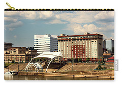Charleston West Virginia Carry-all Pouch by L O C