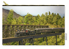 Charlotte Harbor And Northern Railroad Carry-all Pouch