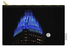 Charlotte, North Carolina Skyline Carry-all Pouch