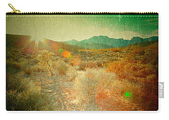 Carry-all Pouch featuring the photograph Charm by Mark Ross