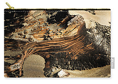 Charred Carry-all Pouch