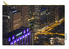 Carry-all Pouch featuring the photograph Chase by Andrea Silies