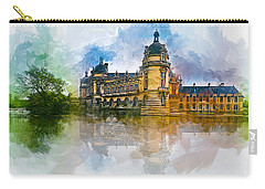 Chateau De Chantilly Carry-all Pouch