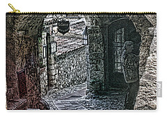 Chateau De La Chevre D'or Carry-all Pouch by Tom Prendergast