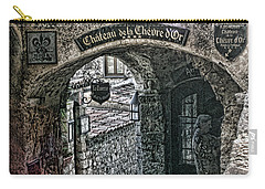 Chateau De La Chevre D'or Carry-all Pouch