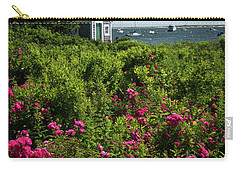 Chatham Boathouse Carry-all Pouch by Jim Gillen