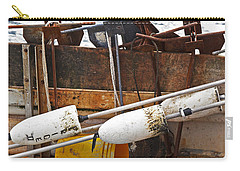 Carry-all Pouch featuring the photograph Chatham Fishing by Charles Harden