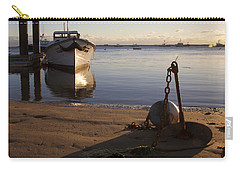 Carry-all Pouch featuring the photograph Chatham Sunrise by Charles Harden