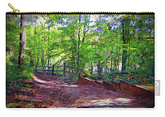 Chattahoochee Nature Trail Carry-all Pouch