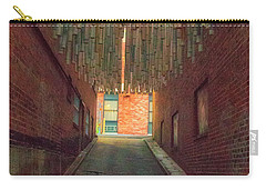 Chattanooga Alley Carry-all Pouch by Geraldine DeBoer
