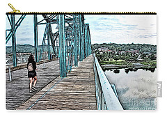 Chattanooga Footbridge Carry-all Pouch
