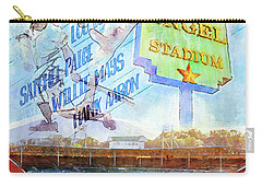 Chattanooga Historic Baseball Poster Carry-all Pouch