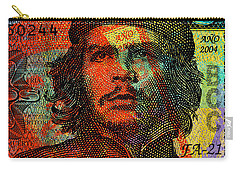 Che Guevara 3 Peso Cuban Bank Note - #1 Carry-all Pouch