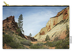 Checkerboard Mesa Carry-all Pouch