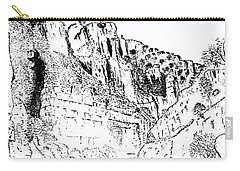 Cheddar Gorge Carry-all Pouch