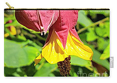 Cheerfully Bell Flower Carry-all Pouch