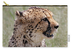 Cheetah No. 2  Carry-all Pouch