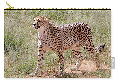 Cheetah No. 3 Carry-all Pouch