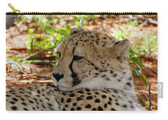 Cheetah No. 4 Carry-all Pouch