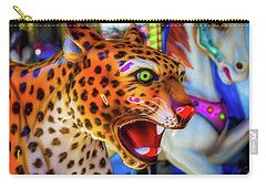 Cheetah Ride Carry-all Pouch