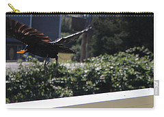 Carry-all Pouch featuring the photograph Cheeto Bandido by Marie Neder