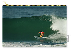 Chelsea Roett Surfer Girl Carry-all Pouch