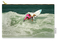 Chelsea Tuach Surfer Girl Carry-all Pouch