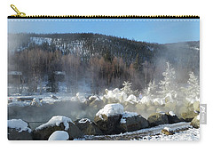 Chena Hot Springs Fairbanks Alaska Carry-all Pouch