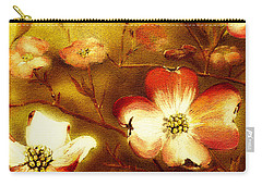 Cherokee Rose Dogwood - Glow Carry-all Pouch