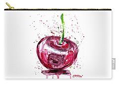 Cherry 1 Carry-all Pouch by Arleana Holtzmann