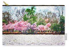 Cherry Blossom Day Carry-all Pouch
