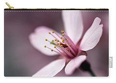 Cherry Blossom Carry-all Pouch by Joseph Skompski