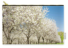 Cherry Blossom Time Carry-all Pouch