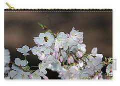 Cherry Blossoms Carry-all Pouch by Glenn Franco Simmons