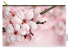 Cherry Blossoms In Bloom  Carry-all Pouch