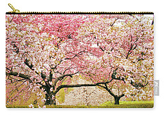 Cherry Delight Carry-all Pouch by Jessica Jenney
