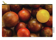 Cherry Heirloom Tomatoes Carry-all Pouch