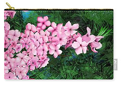 Cherry Reflection Carry-all Pouch