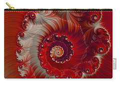 Cherry Swirl Carry-all Pouch