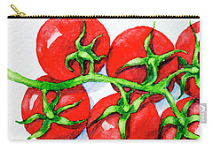 Cherry Tomatoes  Carry-all Pouch