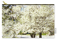 Cherry Trees In Blossom Carry-all Pouch