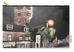Chertsey At Night 2 Carry-all Pouch