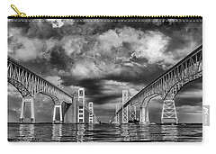 Chesapeake Bay Bw Carry-all Pouch