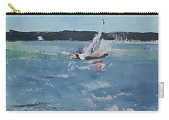 Chesapeake Bay Sailing Carry-all Pouch